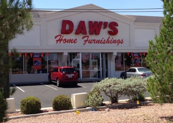 El Paso furniture store DAW'S Home Furnishings