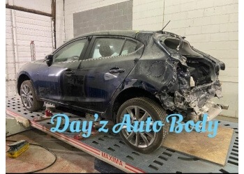 Richmond auto body shop DAY'Z AUTO BODY REPAIR SHOP