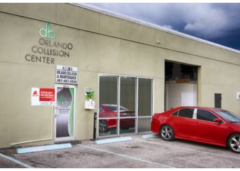 Orlando auto body shop DB Orlando Collision Center