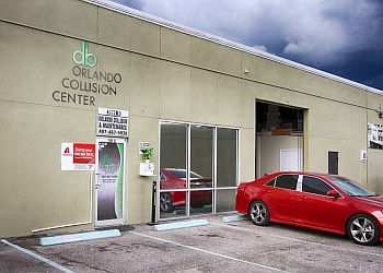 Orlando auto body shop DB Orlando Collision Center & Maintenance