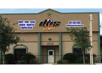 Corpus Christi sign company DBS Graphics, LLC