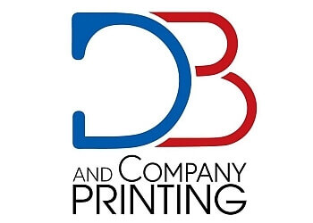 Bakersfield printing service DB and Company