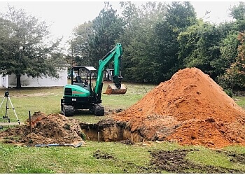 Fayetteville septic tank service D C Carter Septic Tank Services
