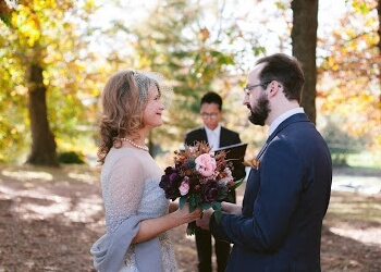 Washington wedding officiant DC Elopements™ Marriage Officiants