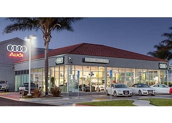Oxnard car dealership DCH AUDI