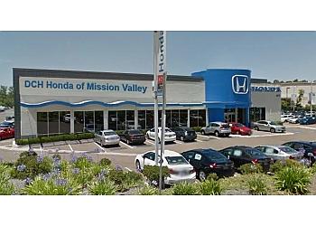 San Diego car dealership DCH Honda of Mission Valley