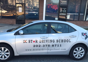 Washington driving school DC Star Driving School