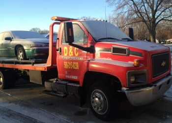 Sterling Heights towing company D & C Towing Service