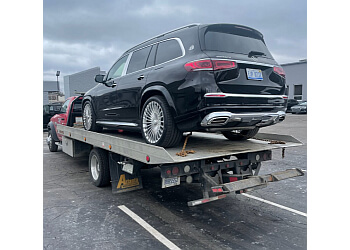 Warren towing company D & C Towing Service
