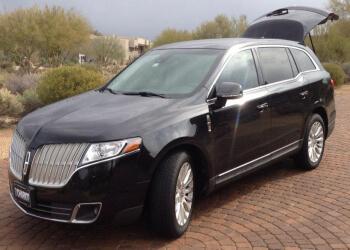 Glendale limo service D' Chariot Transportation LLC