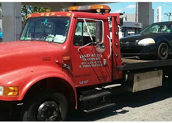 Providence towing company D & D Auto Transport