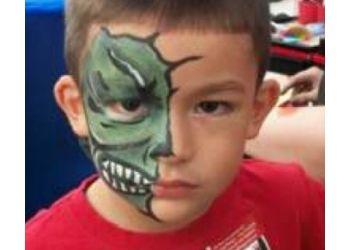 Killeen face painting DEANNA B - TEXAS FACE PAINTERS