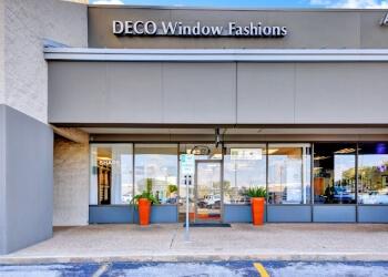 Austin window treatment store DECO Window Fashions