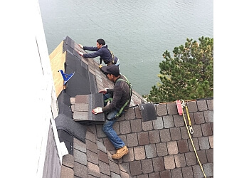 New Haven roofing contractor DEE'S ROOFING CO. INC.