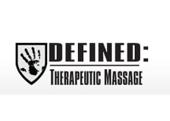 Charleston massage therapy DEFINED: Therapeutic Massage