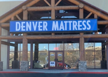 Boise City mattress store DENVER MATTRESS CO.