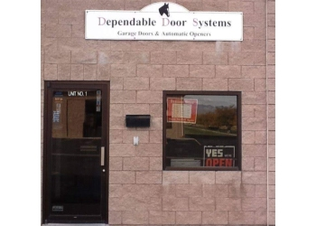 Provo garage door repair DEPENDABLE DOOR SYSTEMS INC.