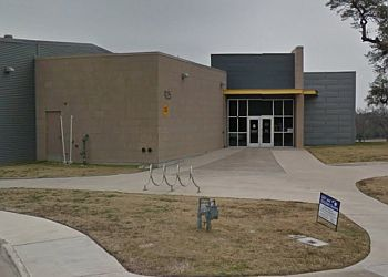 Waco recreation center DEWEY PARK RECREATION CENTER