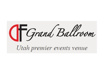 West Valley City wedding planner DF Grand Ballroom