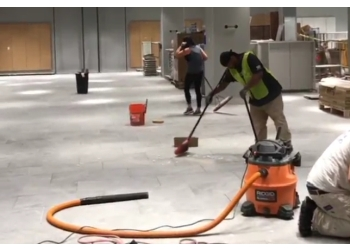 Memphis commercial cleaning service D&F Midsouth Cleaning, LLC