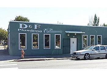 Portland plumber D & F Plumbing