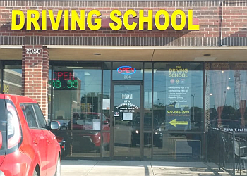 Plano driving school DFW Driving School