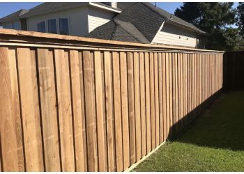 McKinney fencing contractor DFW FENCE AND ARBOR PRO