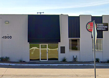 Dallas event rental company DFW LOUNGE RENTALS