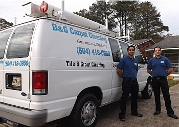 New Orleans carpet cleaner D&G Carpet Cleaning
