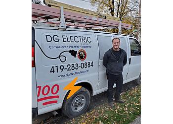 Toledo electrician DG Electric