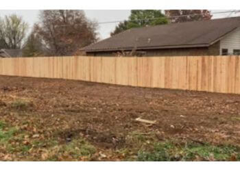 Oklahoma City fencing contractor D & G Fence Company