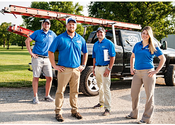 Independence roofing contractor DHI Roofing