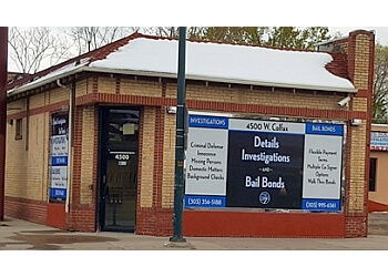 Denver bail bond Details Investigations and Bail Bonds