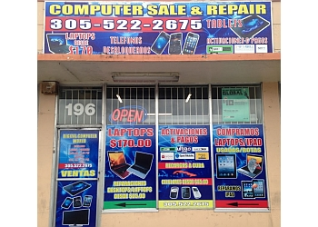 Hialeah computer repair DIGITAL COMPUTER WORLD INC.