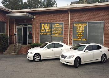 Atlanta auto body shop D & I auto Body Shop