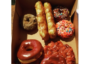 Boise City donut shop D K Donuts