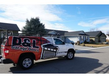 Boise City garage door repair D&L Garage Doors