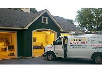Philadelphia garage door repair D&M Garage Door Solutions