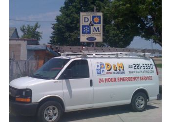 Milwaukee hvac service D & M Heating & Air Conditioning