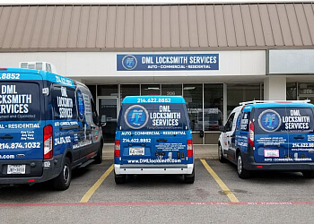 Plano locksmith DML Locksmith Services