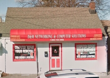 Paterson computer repair D&M Networking & Computer Solutions