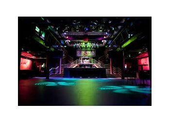 San Francisco night club DNA LOUNGE