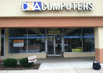 Dayton computer repair DNA Computers and Printing