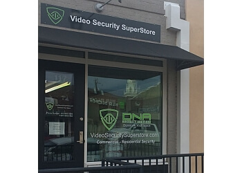 Grand Prairie security system DNA Security Services