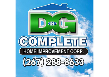 Philadelphia chimney sweep DNG Complete Home Improvement Corp.