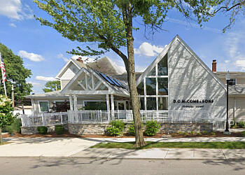 Fort Wayne funeral home D.O. McComb and Sons Funeral Home