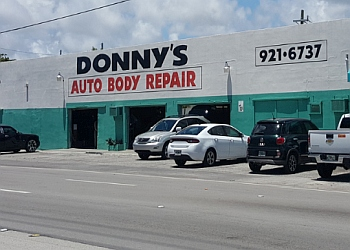 Hollywood auto body shop DONNY'S AUTO BODY SHOP
