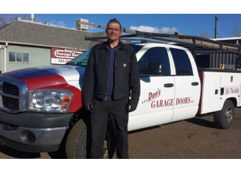 Arvada garage door repair DON'S GARAGE DOORS, INC.