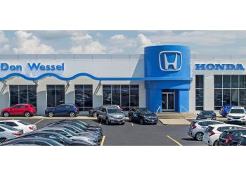 Springfield car dealership DON WESSEL HONDA