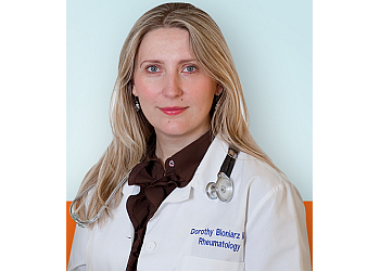 Chicago rheumatologist DOROTHY K. BLONIARZ, MD